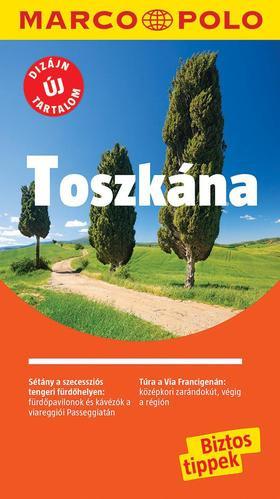 Toszkána útikönyv - Marco Polo