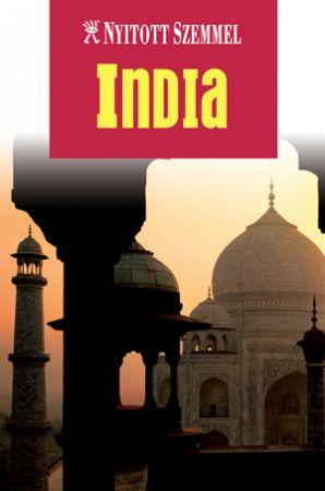 India útikönyv - Nyitott Szemmel