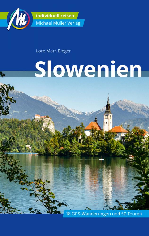 Slowenien Reisebücher - MM