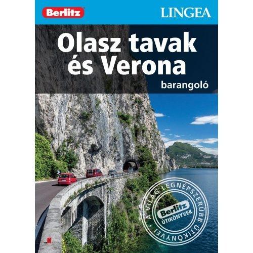 Olasz tavak és Verona (Barangoló) - Berlitz