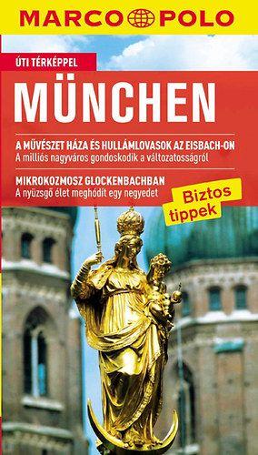 München útikönyv - Marco Polo
