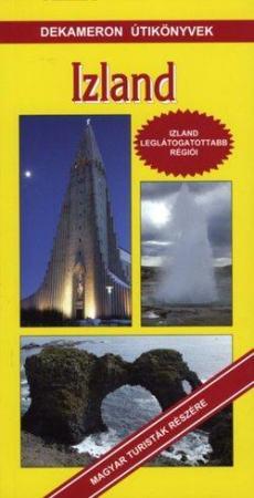 Izland útikönyv - Dekameron