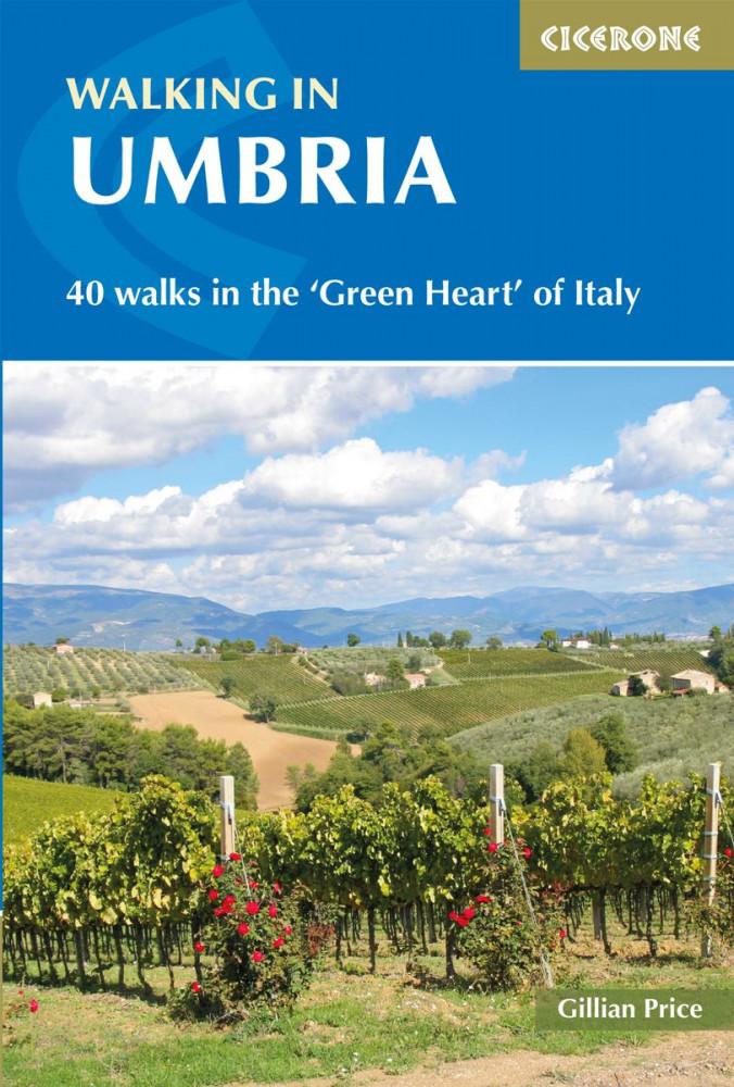 Walking in Umbria - Cicerone Press