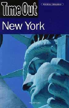 New York útikönyv - Time Out