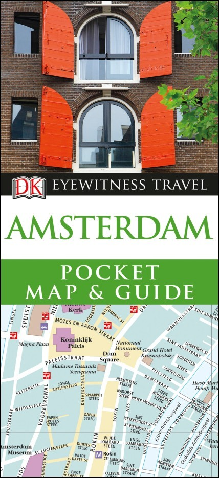 Amsterdam - DK Pocket Map and Guide