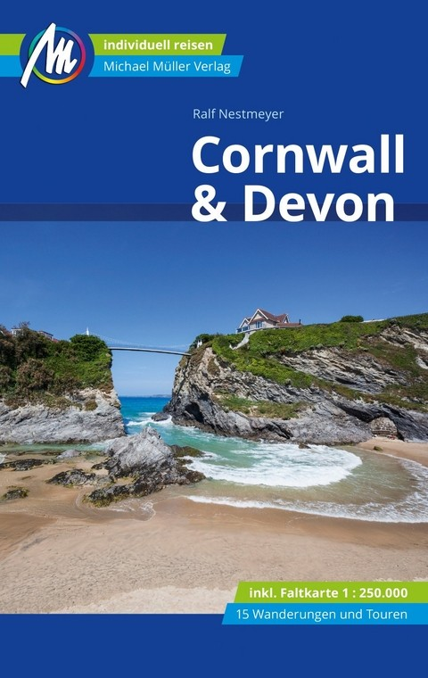 Cornwall & Devon Reisebücher - MM