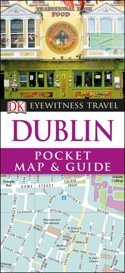 Dublin - DK Pocket Map and Guide