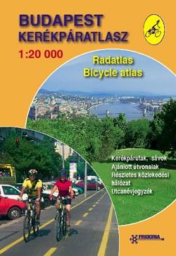 Budapest kerékpáratlasz - Frigoria