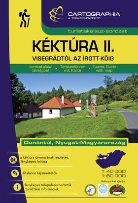 Kéktúra I. turistaatlasz (Visegrádtól az Írottkőig) - Cartographia