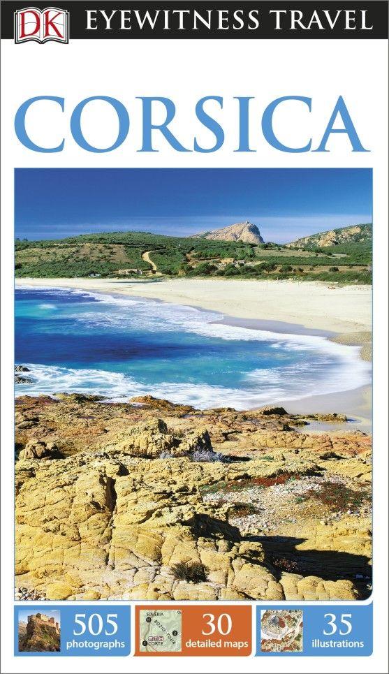 Corsica Eyewitness Travel Guide
