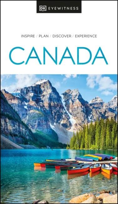Canada Eyewitness Travel Guide