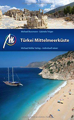 Türkei Mittelmeerküste Reisebücher - MM