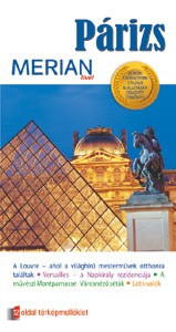 Párizs útikönyv - Merian live!