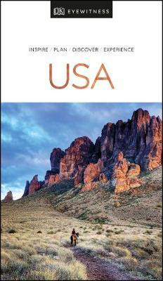 USA Eyewitness Travel Guide