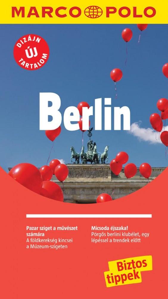 Berlin útikönyv - Marco Polo
