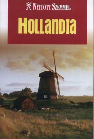 Hollandia útikönyv - Nyitott Szemmel