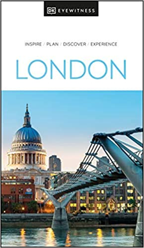 London Eyewitness Travel Guide