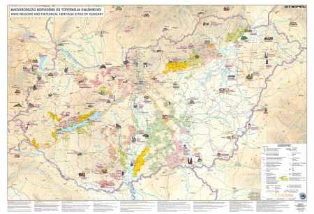Magyarország borvidékei és történelmi emlékei könyöklő - Stiefel