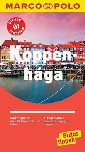 Koppenhága útikönyv - Marco Polo