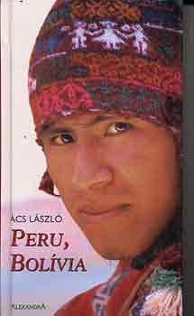 Peru, Bolívia útikönyv - Alexandra