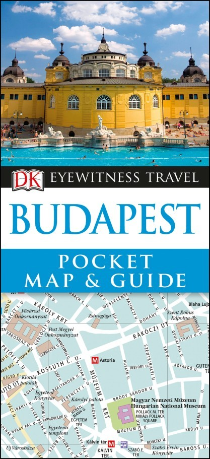 Budapest - DK Pocket Map and Guide