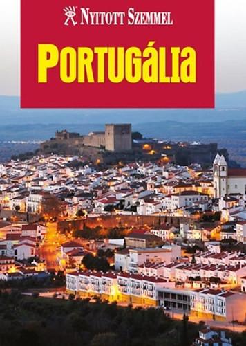 Portugália útikönyv - Nyitott Szemmel