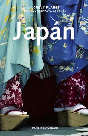 Japán útikönyv - Lonely Planet