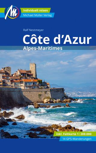 Côte d'Azur Reisebücher - MM
