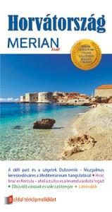 Horvátország útikönyv - Merian live!