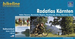 Kärnten Radatlas - Esterbauer