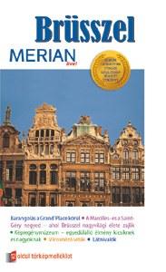 Brüsszel útikönyv - Merian live!