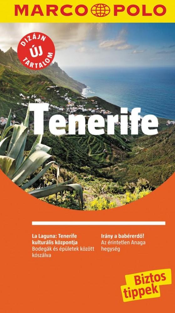 Tenerife útikönyv - Marco Polo