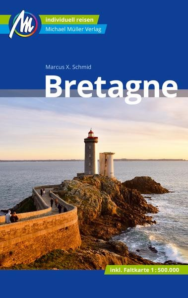 Bretagne Reisebücher - MM