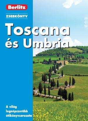 Toscana és Umbria zsebkönyv - Berlitz