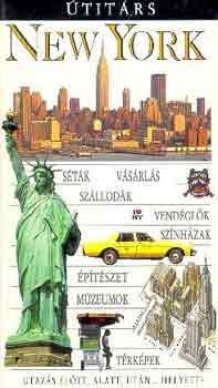 New York útikönyv - Útitárs