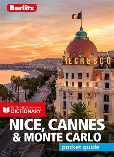 Nice, Cannes and Monte Carlo - Berlitz