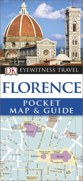 Florence - DK Pocket Map and Guide