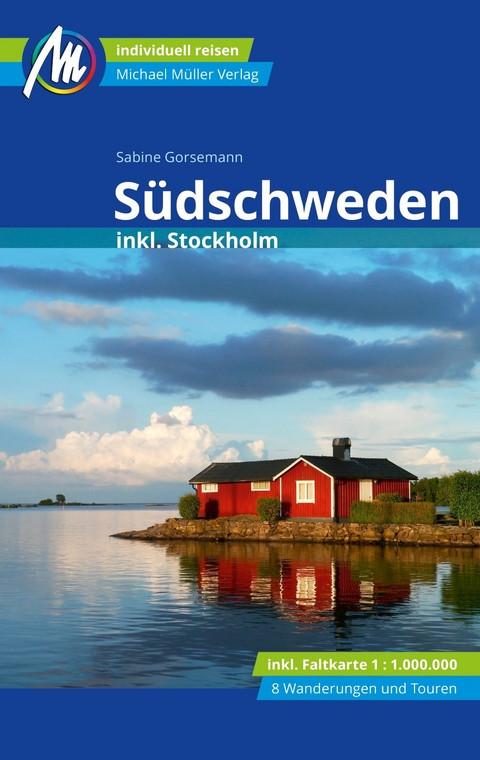 Südschweden (inkl. Stockholm) Reisebücher - MM