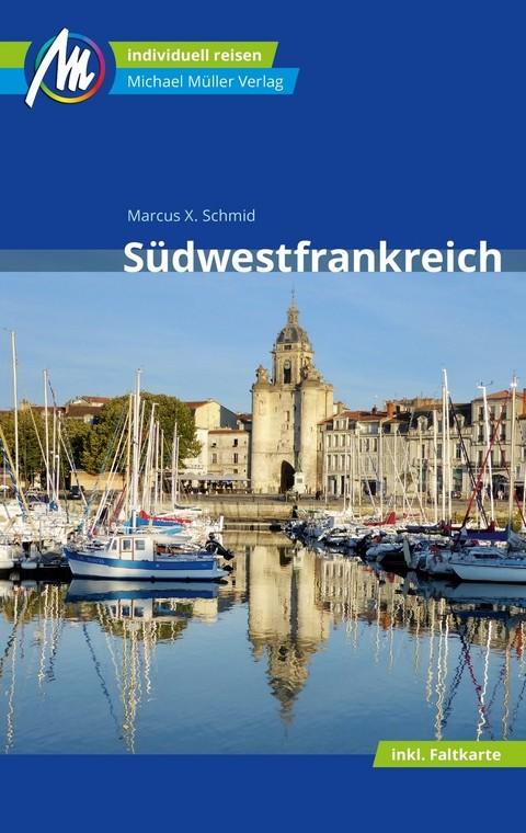 Südwestfrankreich Reisebücher - MM