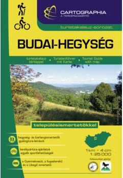 Budai-hegység turistaatlasz - Cartographia