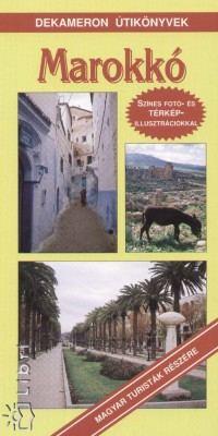 Marokkó útikönyv - Dekameron