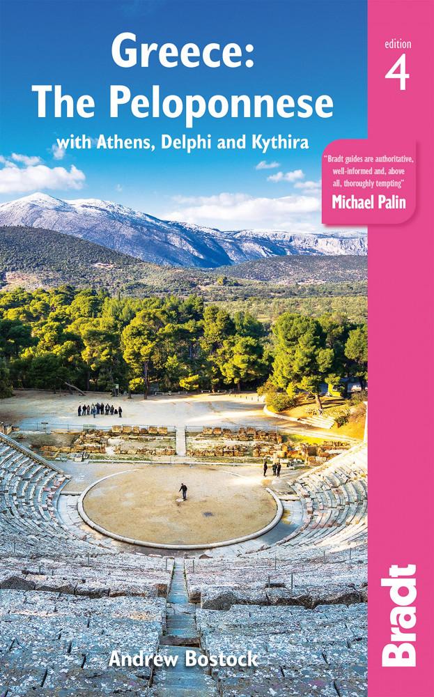 Greece: The Peloponnese - Bradt