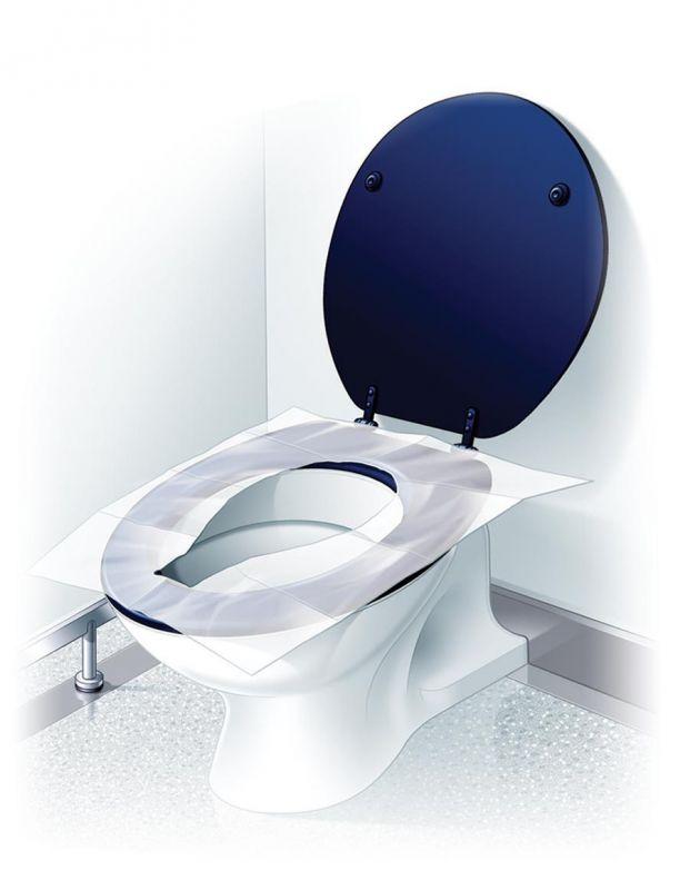WC ülőke letakaró - Travel Blue 520