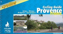 Cycling Guide Provence - Esterbauer