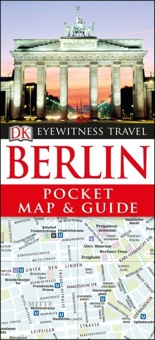 Berlin - DK Pocket Map and Guide