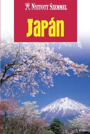 Japán útikönyv - Nyitott Szemmel