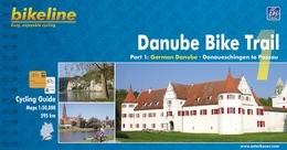 Danube Bike Trail 1 (Duna menti kerékpárút) - Esterbauer