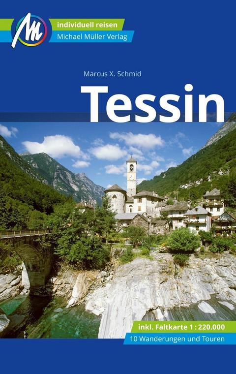 Tessin Reisebücher - MM