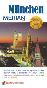 München útikönyv - Merian live!
