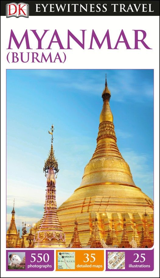 Myanmar (Burma) Eyewitness Travel Guide